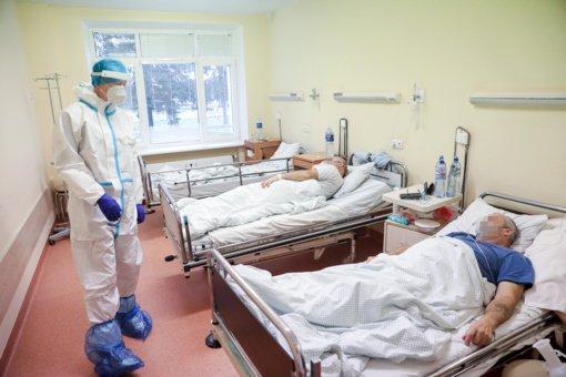 Koronaviruso infekcija patvirtinta 3799 žmonėms, pranešta dar apie 43 mirtis