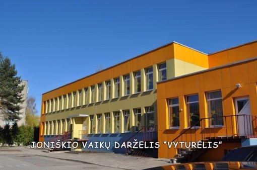 """Joniškio vaikų darželyje """"Vyturėlis"""" – infekcijų plitimą ribojantis režimas"""