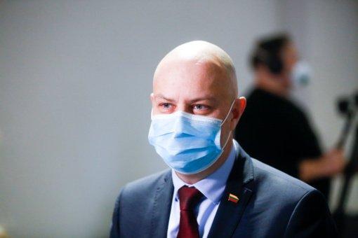 A. Veryga: dėl pandeminio nuovargio žmonės ignoruoja problemą