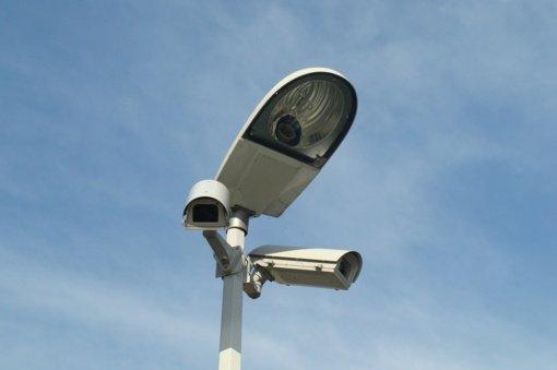 Panevėžys planuoja papildomai mieste įrengti beveik šimtą stebėjimo kamerų