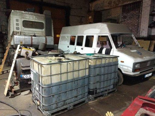 Kėdainių rajono gyventojo verslas – nuo neteisėtos prekybos degalais iki galimai vogtų transporto priemonių