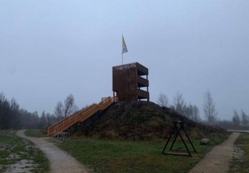 Diskutuota apie Eibariškių parke pasitaikančius vandalizmo atvejus