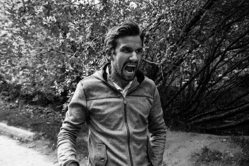 Testas: išmokite valdyti savo pyktį
