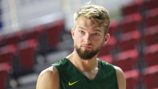 Domantas Sabonis trečius metus iš eilės išrinktas geriausiu Lietuvos krepšininku
