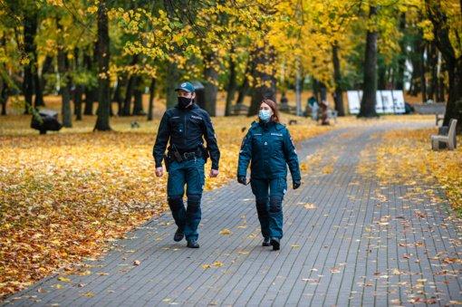 Klaipėdos apskrityje savaitgalį tikrinta ar laikomasi karantino taisyklių
