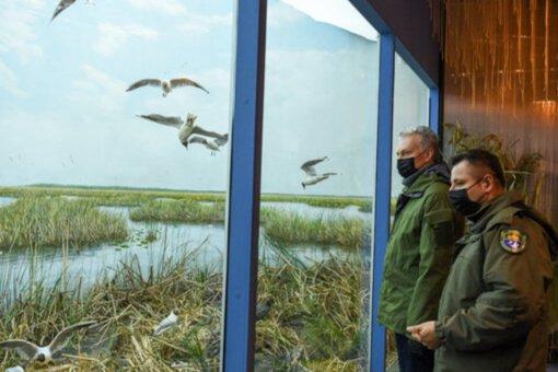 Aplinkos ministerija dėl galimo piktnaudžiavimo Žuvinto biosferos rezervate kreipėsi į Generalinę prokuratūrą