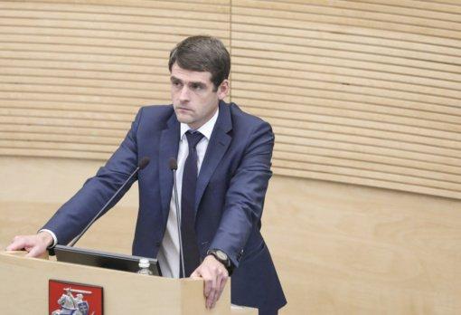 R. Žemaitaičiui rūpi Šilalės laisvalaikio ir sporto centro statybų finansavimas