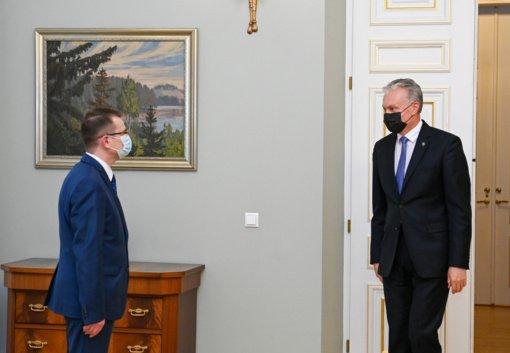 Prezidentūra: naujas sveikatos ministras turi turėti krizės valdymo patirties