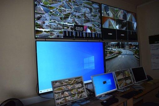 Mažeikiai taps saugesni – mieste daugiau vaizdo kamerų