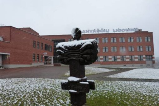 Koronavirusu serga trys Anykščių ligoninės medikai