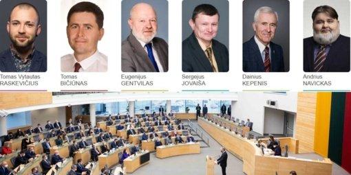 Kėdainietis dirbs profesionalaus gėjaus vadovaujamame komitete