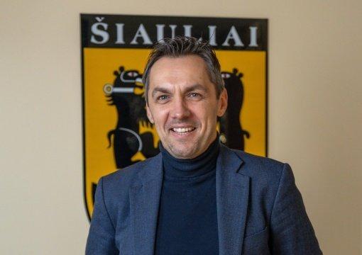"""FA """"Šiauliai"""" ekipos vairą perima Mindaugas Čepas"""