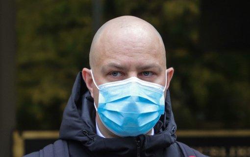 A. Veryga: Virusas globos įstaigose plinta dėl nepakankamos infekcijų kontrolės