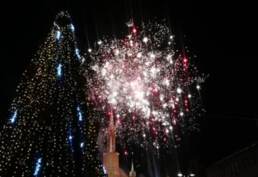 Apklausa: kokios kalėdinės eglės įžiebimo šventės nori kaišiadoriečiai?