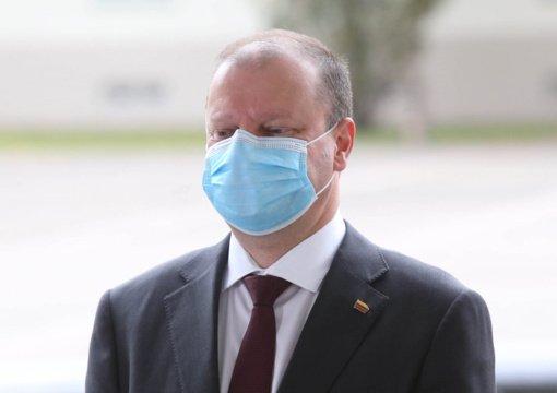S. Skvernelis: priklausomai nuo epidemiologinės situacijos žiemos atostogos gali būti prailgintos