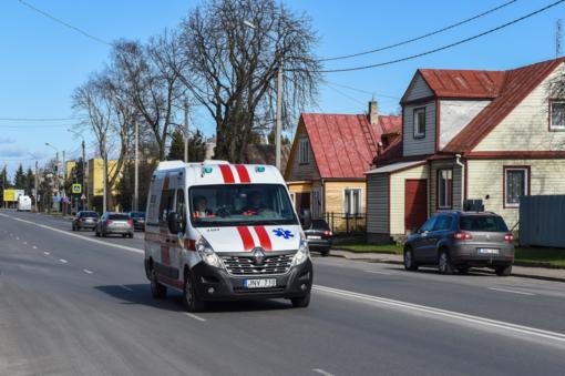 Panevėžyje veiklą pradėjo mobiliosios medikų komandos