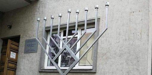 Gruodžio 10 d.  žydai uždegs pirmą chanukijos žvakę