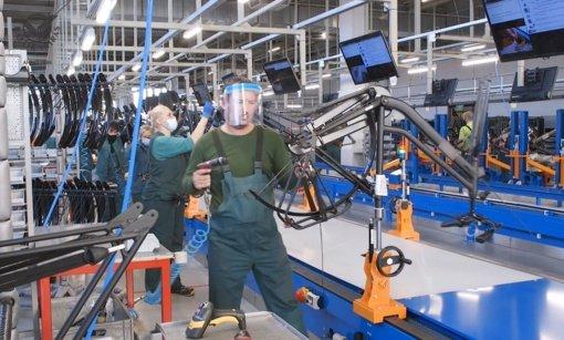BALTIK VAIRAS Šiauliuose dar šiemet priims 70 naujų darbuotojų