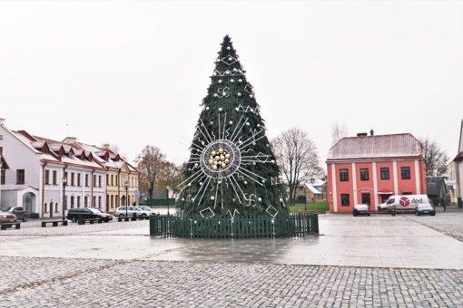 Kėdainių kultūros centras ruošiasi Kalėdoms