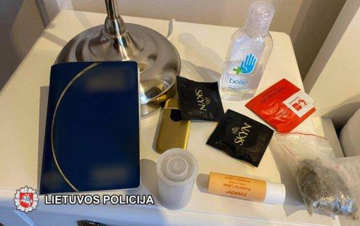Uostamiestyje nubaustos dvi prostitucija besivertusios brazilės