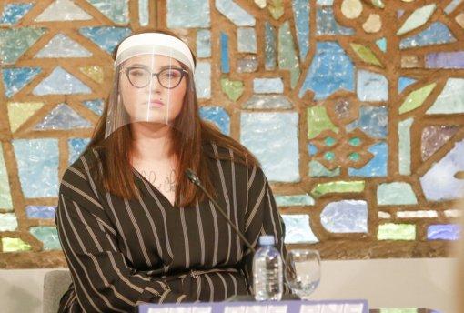 Neapykantos kurstytojams, įžeidinėtojams E. Dobrovolska siūlo pinigines baudas
