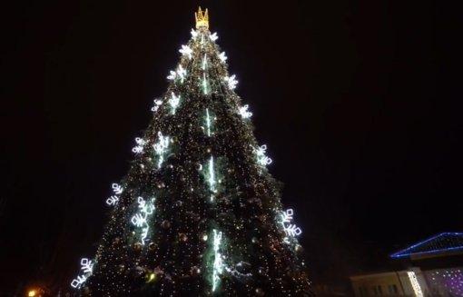 Šeimos Kalėdų miestas jau pasirengęs stebuklingam laukimui