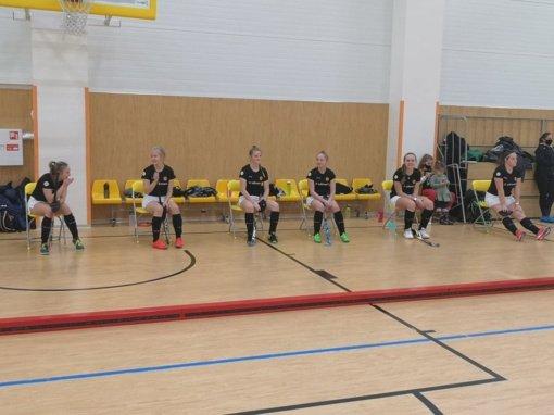Šiauliuose riedulio komandos kovojo dėl federacijos taurės