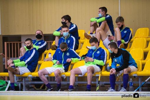 Startavo LŽRF taurės riedulio uždarųjų patalpų varžybos