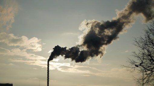 Dalyje Lietuvos fiksuojamas padidėjęs oro užterštumas