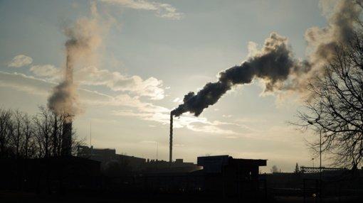 Praėjusią parą kai kur Lietuvoje fiksuota padidėjusi oro tarša