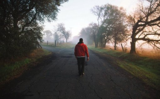 Susipykęs su žmona vyras išėjo pasivaikščioti: dingo savaitei ir nuėjo 450 kilometrų
