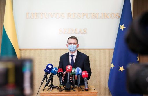 A. Dulkys: artimiausiu metu Vyriausybė spręs dėl prekybos, laisvalaikio sričių laisvinimo