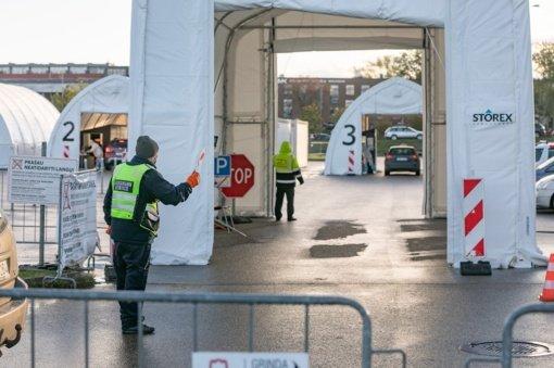 Lietuvoje nustatyti 243 nauji koronaviruso atvejai