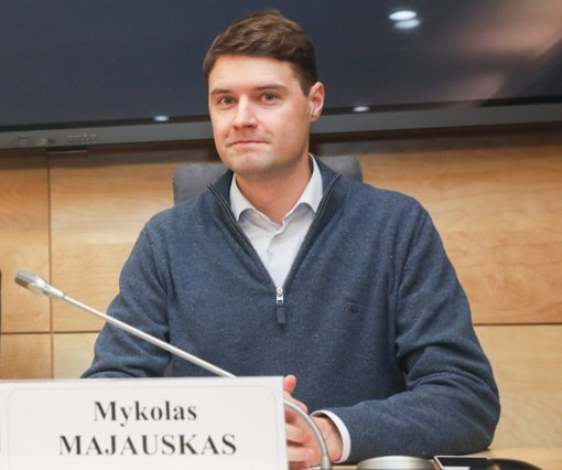 M. Majauskas: kitų metų biudžete – 1 mlrd. eurų krizės suvaldymui