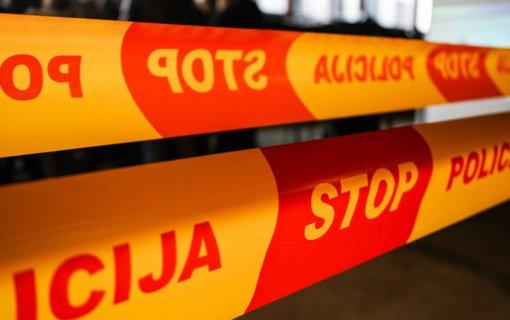 Baltijos prospekto rekonstrukcija laikinai sustabdyta - rado sprogmenų