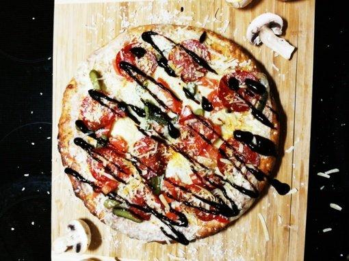 Picą vakarienei pasigaminkime patys