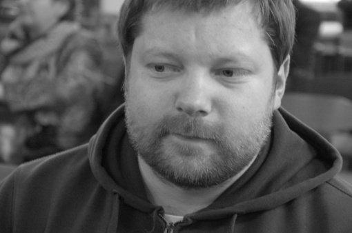 Rašytojų sąjungos premija pagerbtas rašytojas R. Kmita