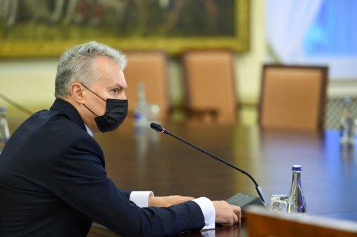 G. Nausėda su aplinkos ministru aptars Punios šilo, Žuvinto rezervato situaciją