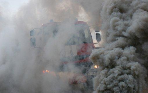 Jurbarko rajone degė vasaros virtuvė
