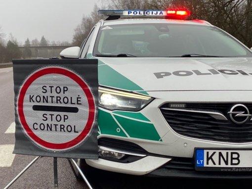 Kaišiadorių rajone pašalintos eismą ribojančios kelio užkardos