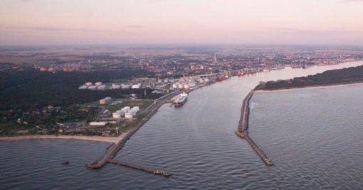 Uosto direkcija - sėkmingai dirbanti Lietuvos įmonė