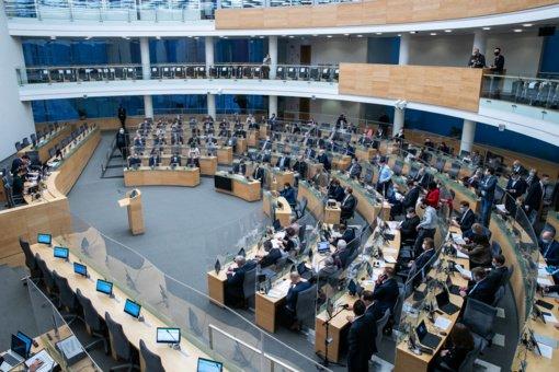 Parlamentarai grįžo prie idėjos įteisinti 1990–1991 metų laisvės gynėjo statusą