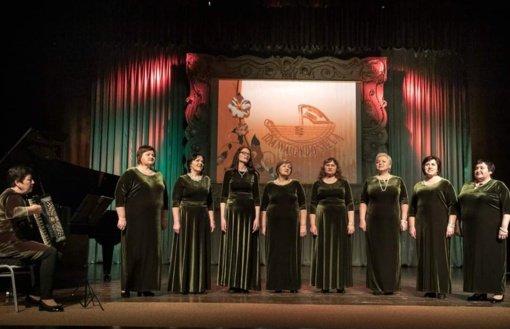 """Moterų vokaliniam ansambliui """"Vikinda"""" – penkeri"""