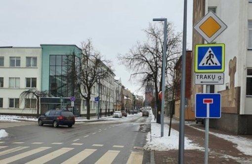 Šiauliuose atidaryta Vasario 16-osios gatvė