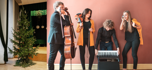 Klasikinės ir džiazo muzikos koncertas – dovana lankytojams