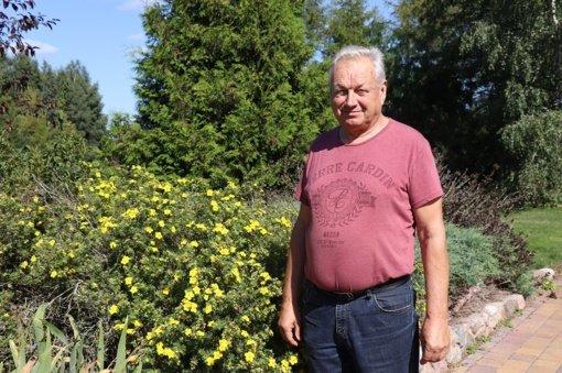 Algimanto Žemaičio ūkis – šiais metais gražiausias Alytaus rajone