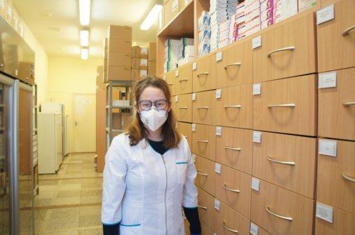 Lietuvos metų vaistininko rinkimuose ligoninės vaistininkei – Aukso medalis