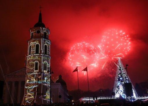 Sausio 1-oji: Naujieji metai, Lietuvos vėliavos diena