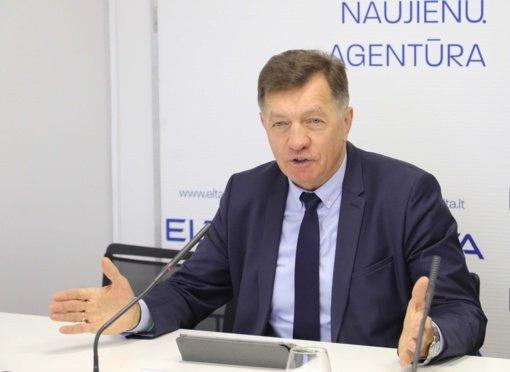 A. Butkevičius apie naujos frakcijos kūrimą: tarp narių nėra ideologinio bendrumo
