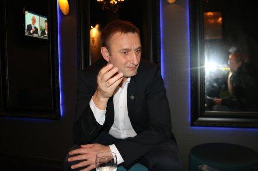 """A. Visockas apie Z. Medžidovo pasitraukimą: """"Zakiras prašėsi mero pavaduotojo posto"""""""